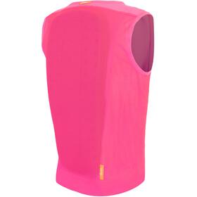 POC POCito VPD Spine Vest Kids Fluorescent Pink